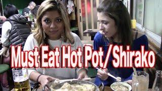 フランス女の居酒屋放浪記「酒に合う白子鍋」②Fish Sperm Sac Hot pot/Must Eat in Japan thumbnail