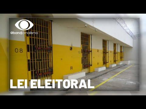 Projeto quer mudar lei que proíbe prisões no período eleitoral