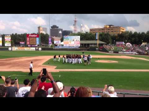 Rochester Red Wings win wild card