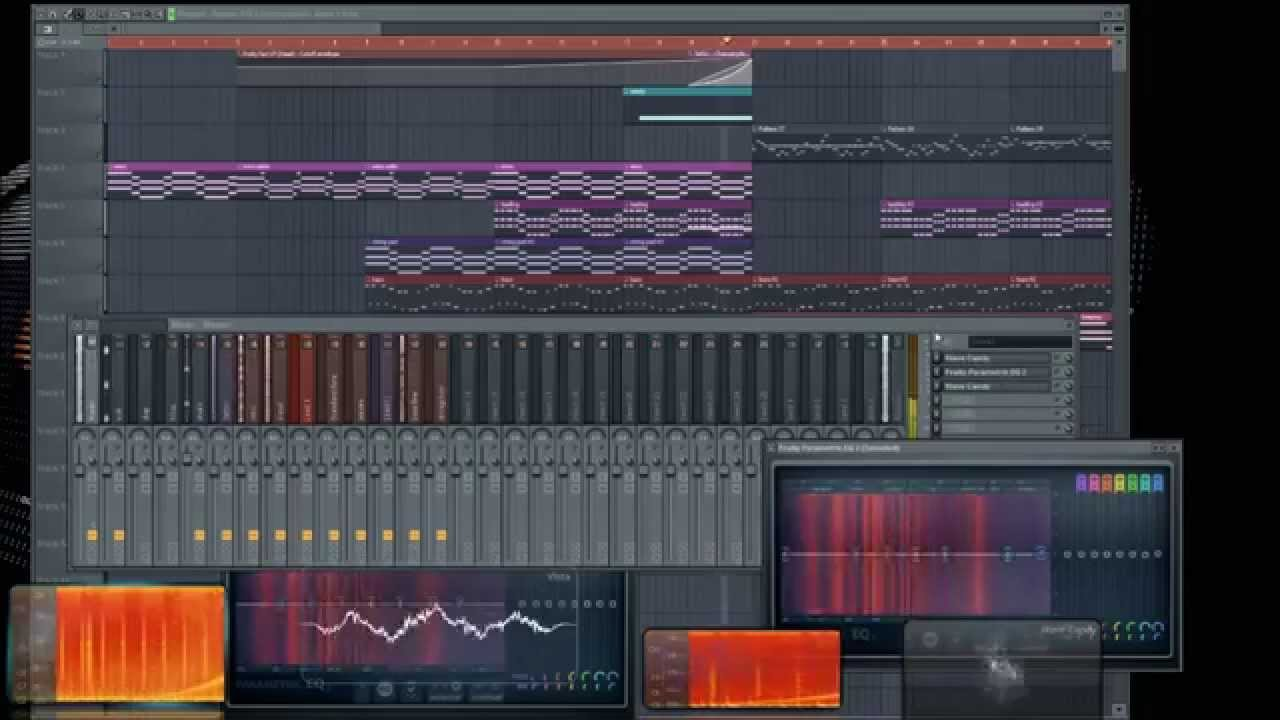 how to make music video in fl studio