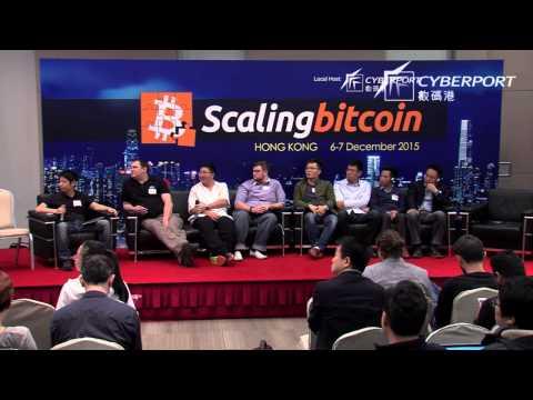 Scaling Bitcoin - Hong kong