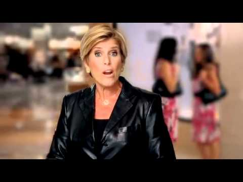 Suze Orman talks about Credit Unions for NCUA