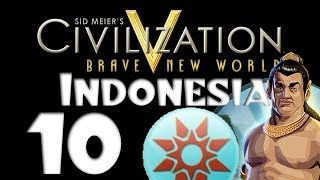 Civilization 5: Indonesia / Archipelago - #10