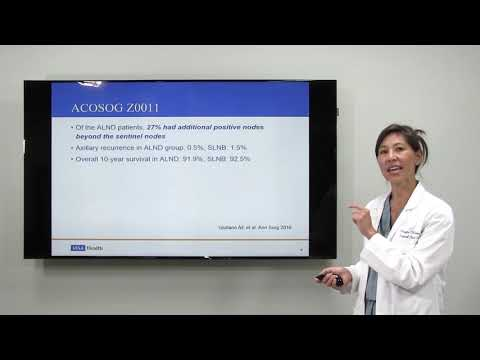 Leave My Lymph Nodes Alone! When Less Is More - Maggie DiNome, MD | UCLAMDChat