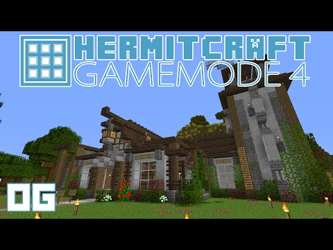 Hermitcraft Gamemode 4 06 Moving Out!