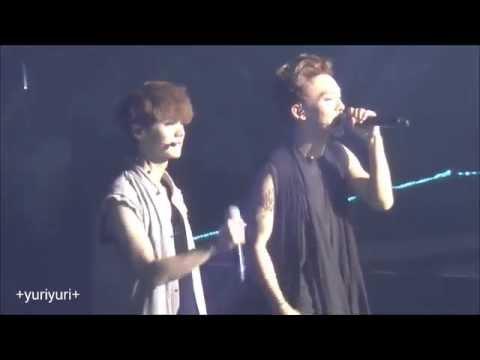[HD][fancam]140719 EXO TLP in Shanghai - Angel full (Luhan)