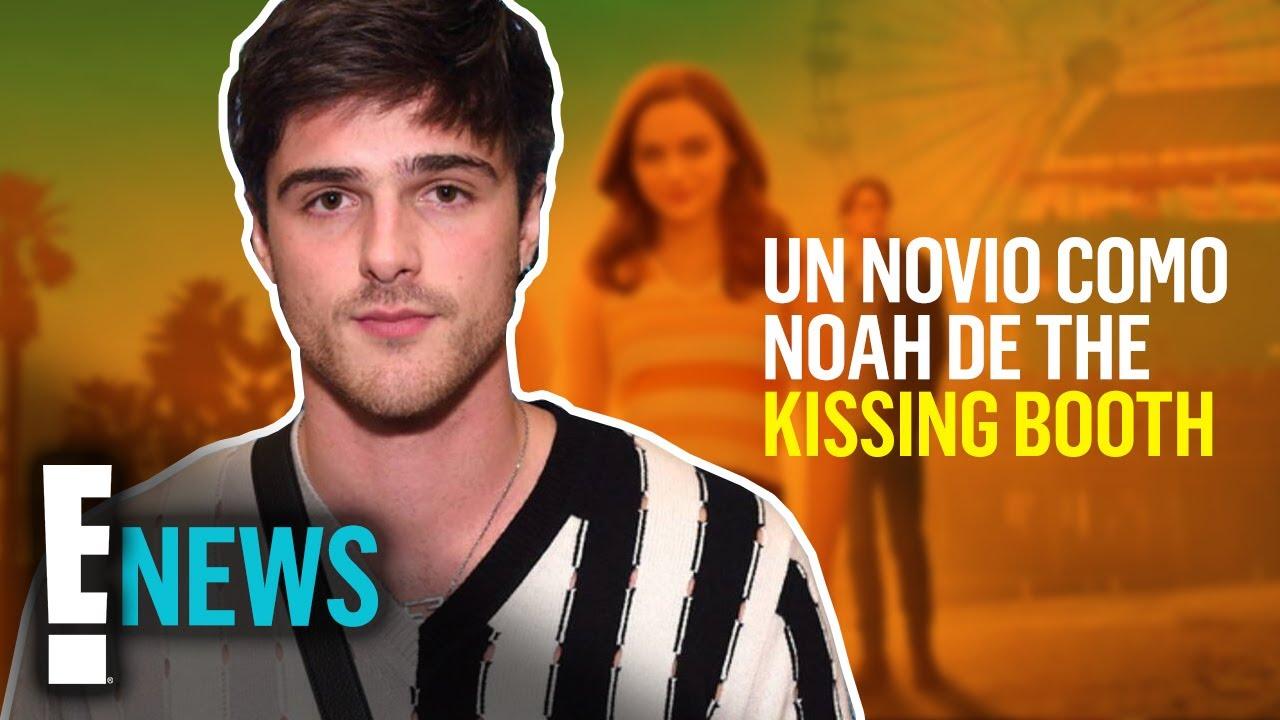 La respuesta de Jacob Elordi a quienes quieren un novio como Noah de The Kissing Booth