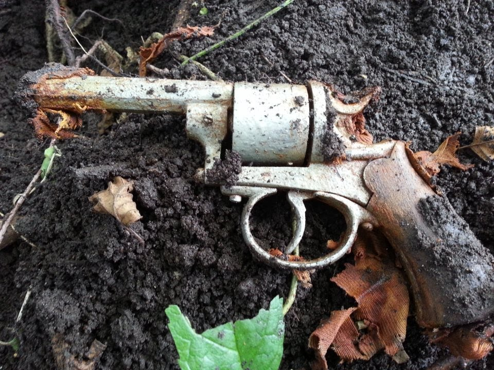 The Gun I Found In The Woods 62 Youtube