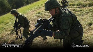 The Stream - Should militaries count on conscription?