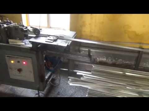 Автоматческая линия производства шинорейки