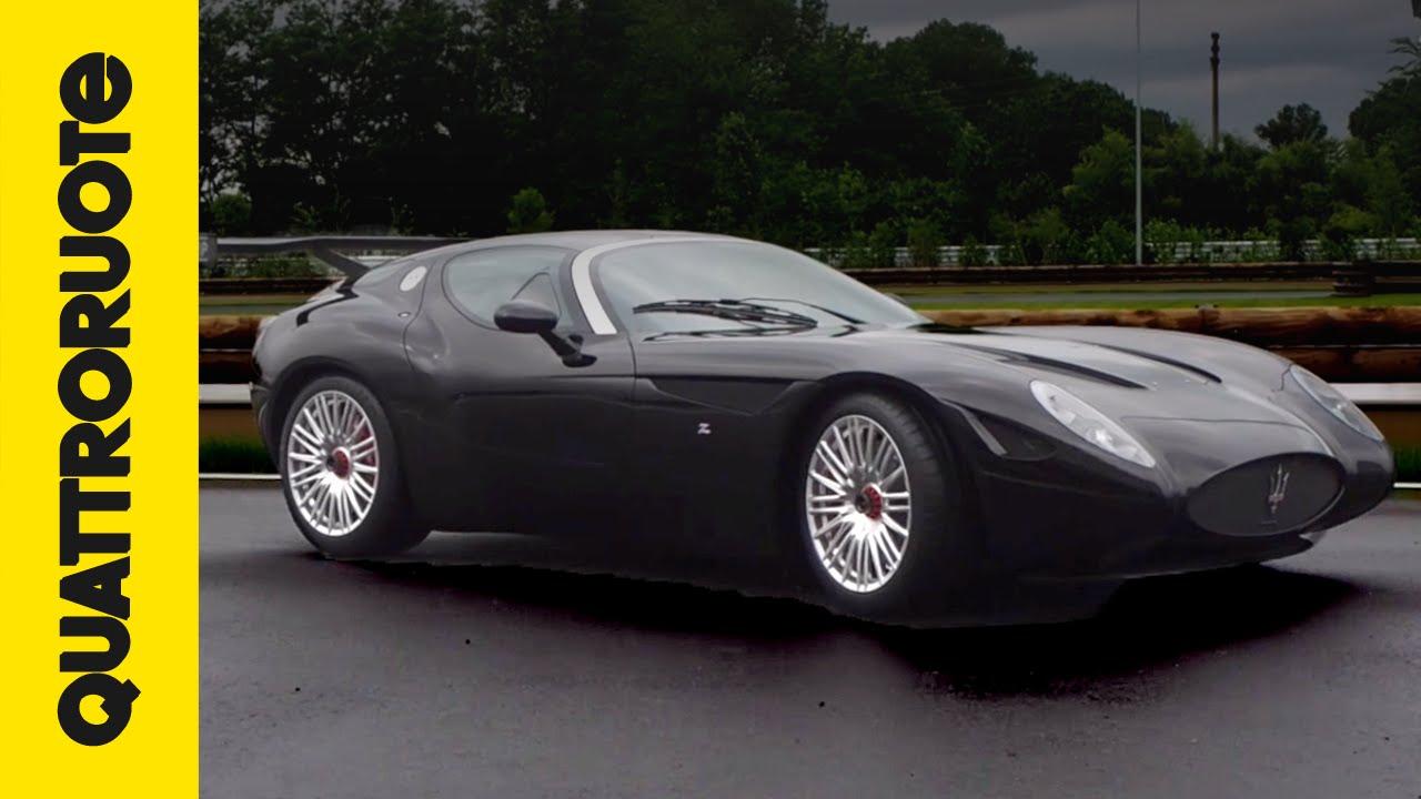 Maserati Zagato Mostro...