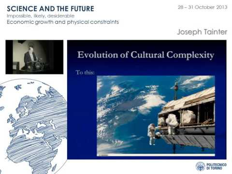 Joseph Tainter | Sustainability: the fundamental question