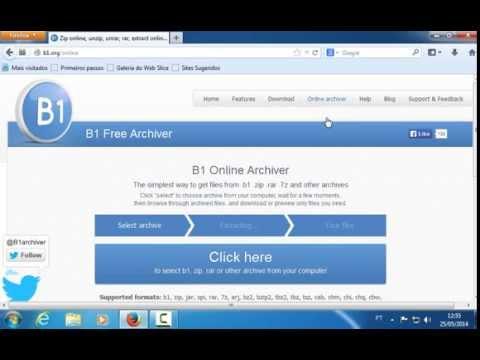 b1 free archiver تحميل