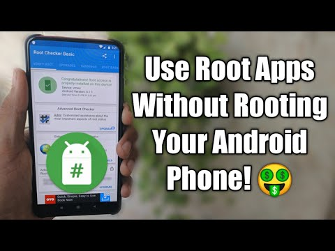 How To Run Root Apps Without Rooting Your Android Phone! 😍