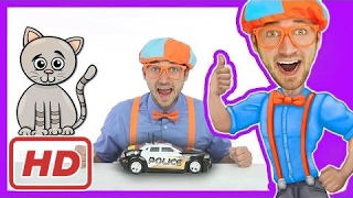 Blippi indoor play place