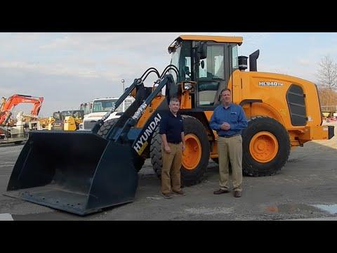 Hyundai Construction Equipment Sales Training @ Martin Implement