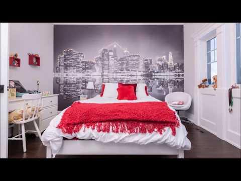 Фотообои в интерьере комнат (фото подборка)