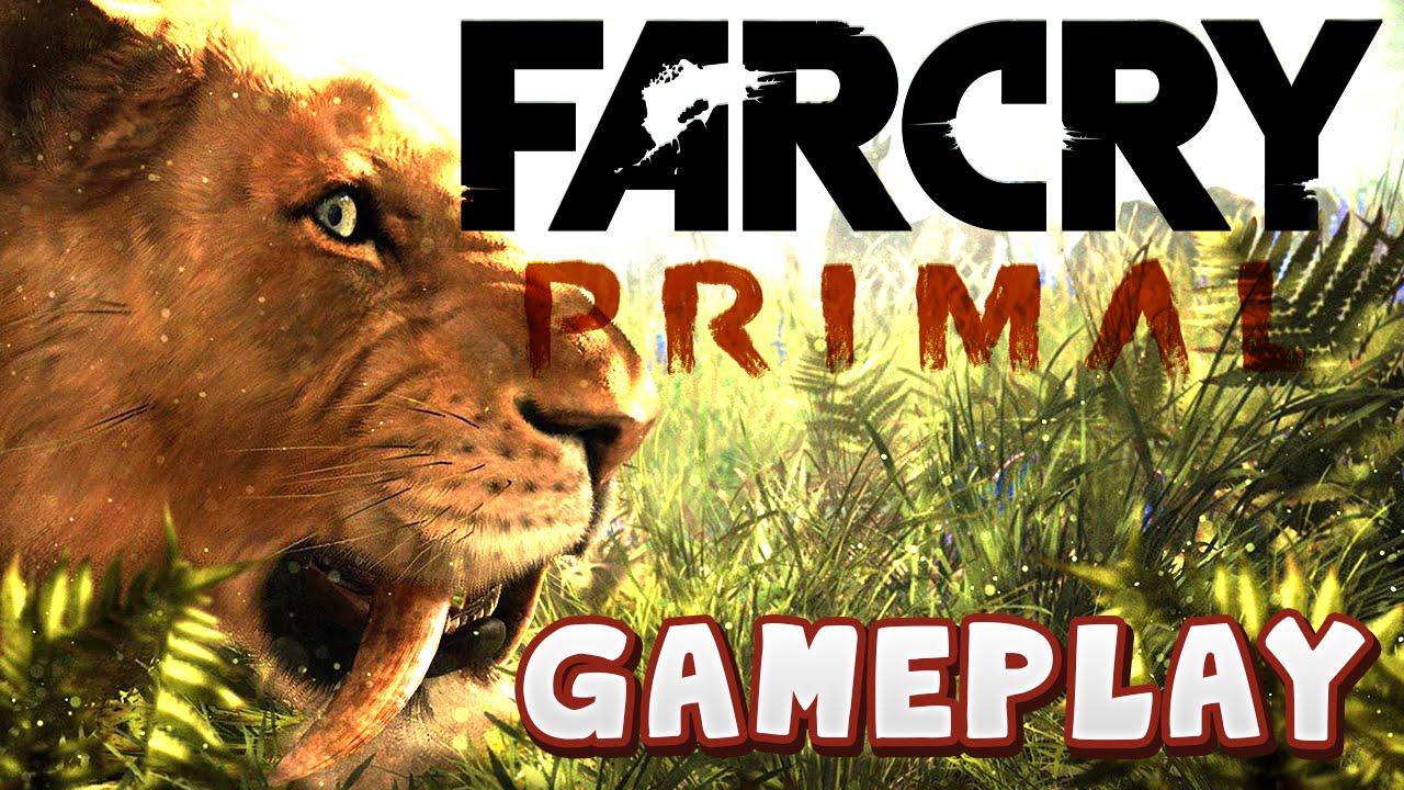 Far Cry Primal Alpha Gameplay Youtube Cannibal Spyro Kabylake