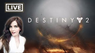 Destiny 2 Live Stream