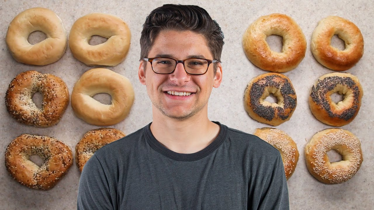 maxresdefault - Homemade VS. Store-Bought: Bagels