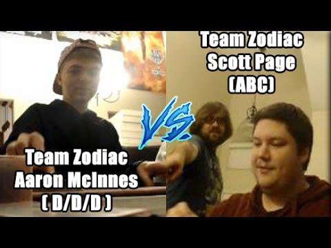 HoC Table Top Duels: ZD Scott Page (ABC) vs ZD Aaron McInnes (D/D/D) Ft: Billy Brake