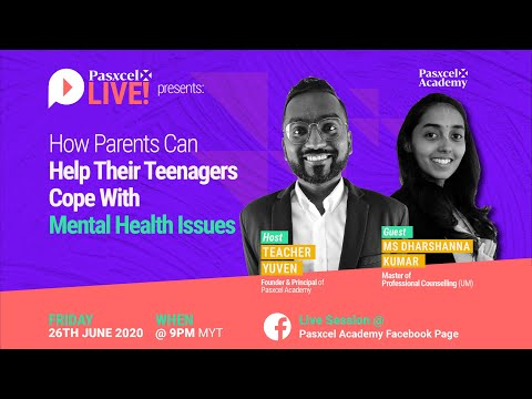 How Parents Can Help Their Teenagers Cope with Mental Health Issues
