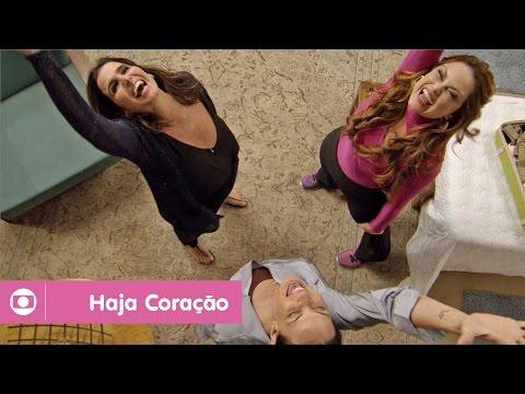Haja Coração: conheça o trio Leonora, Penélope e Rebeca