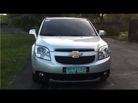 2012 Chevrolet Orlando Review (Start up, In Depth Tour, Engine, Exhaust)