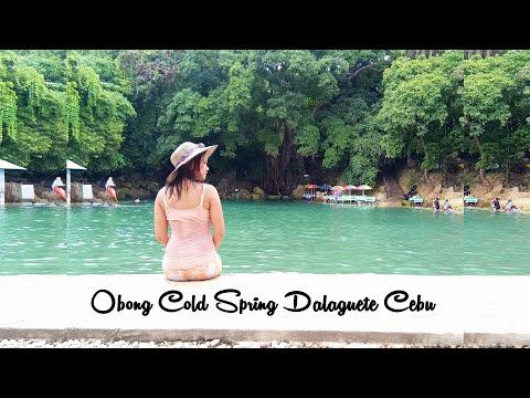 Obong Cold Spring Dalaguete Cebu