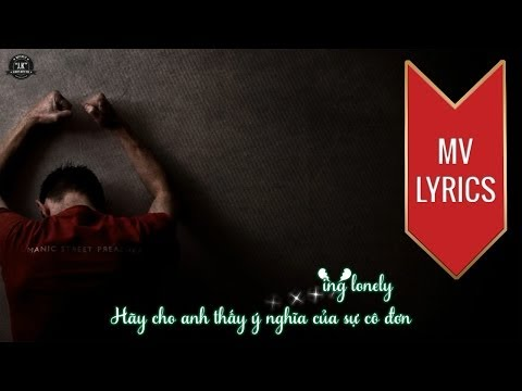 Show Me The Meaning Of Being Lonely   Backstreets Boys   Lyrics [Kara + Vietsub HD]