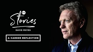 David Moyes | A decade at Everton, succeeding Sir Alex Ferguson, and managing in Spain | CV Stories