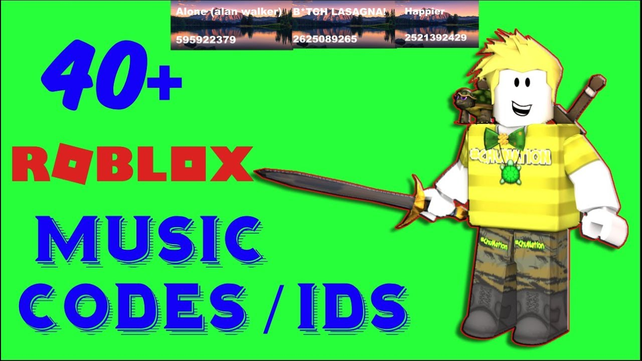 40+ ROBLOX Music Codes/IDS *2019* #1
