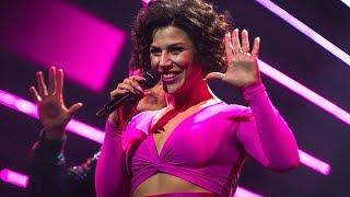 Jasmin Gabay - Kiss Like This | Dansk Melodi Grand Prix 2019 | DR1