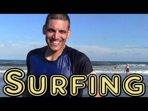 Sea Isle City New Jersey: Body Surfing