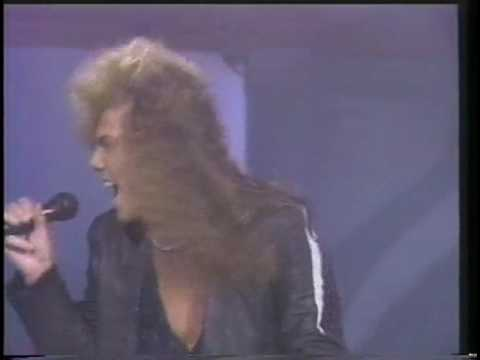 Europe - Rock The Night (1986)
