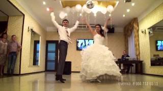 свадебный танец 21 века Волгограде видео 89047536515(Видеосъёмка 89047536515 Дмитрий Хореограф Мария Орлова Студия свадебного танца