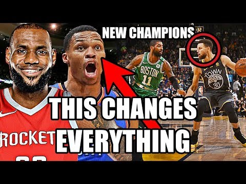 Why A New NBA Playoffs Format Would CHANGE Everything | Durant vs Westbrook?