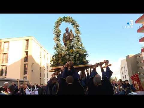 Les Bastiais célèbrent la Saint-Joseph, saint patron de la ville