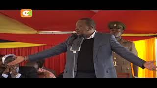 Matiang'i aongoza ujumbe wa Wakisii kukutana na rais