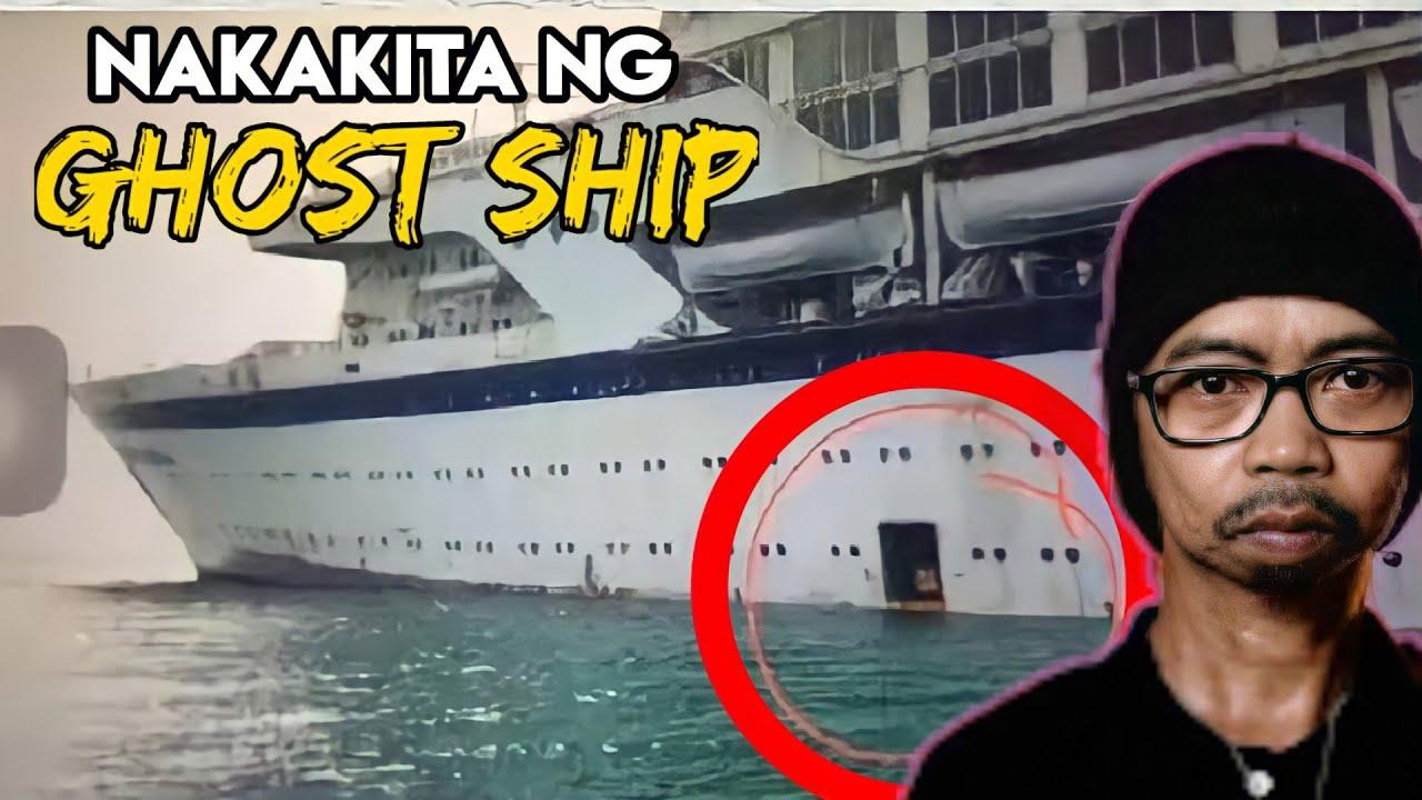 NAKAKITA  SILA NG GHOST SHIP sa Indonesia???