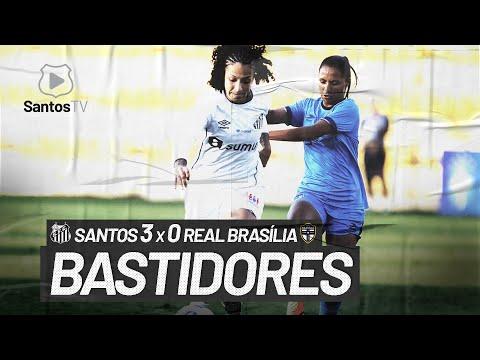 SEREIAS DA VILA 3 X 0 REAL BRASILIA   BASTIDORES   BRASILEIRÃO (31/05/21)