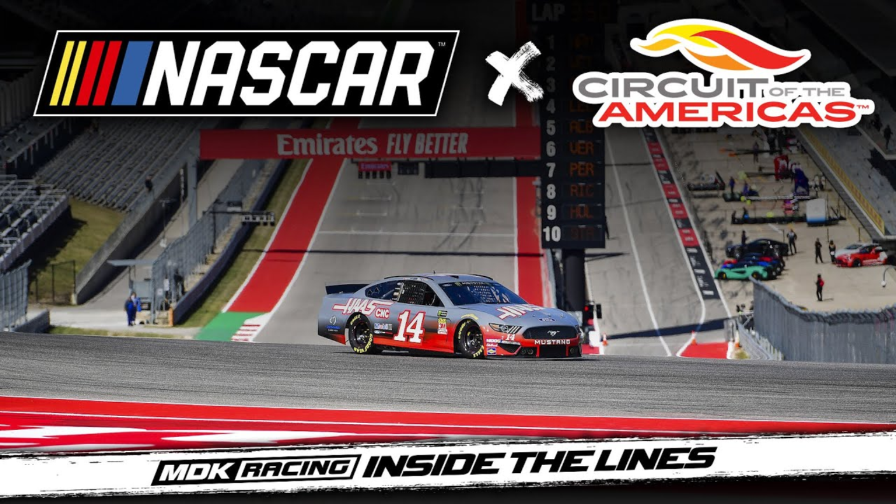 NASCAR AT COTA??!! | NASCAR Moving All-Star Race To Texas