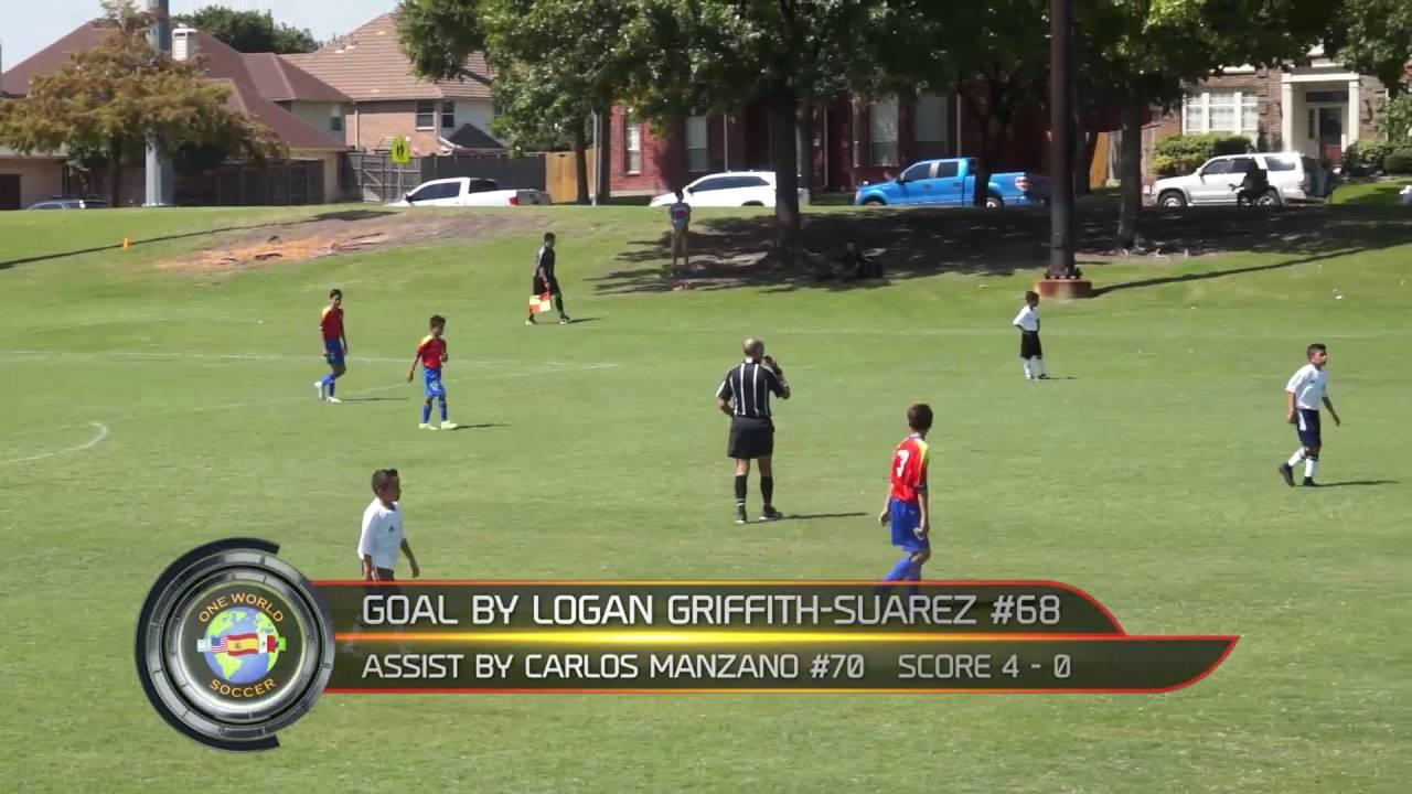 2016 Plano Labor Day Invitational Game 1 One World Soccer 05b