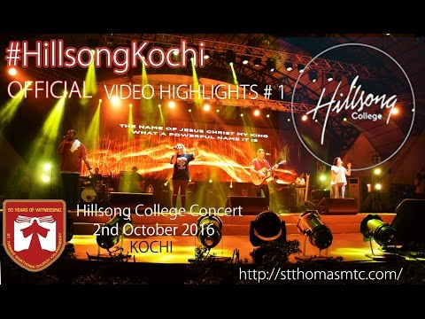 Hillsong Kochi : Official Video Highlights #1  #HillsongKochi