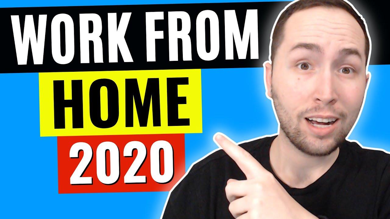 Best Work From Home Jobs 2020.Best Work From Home Jobs In 2020