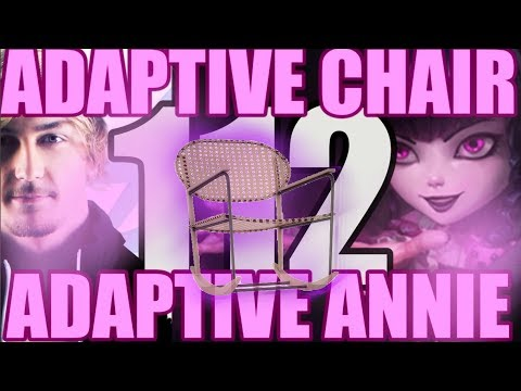 Siv HD - Best Moments #112 - ADAPTIVE CHAIR, ADAPTIVE ANNIE