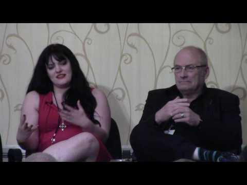 Catherynne M. Valente Interviewed by John Clute Readercon 27 July 2016 Part One