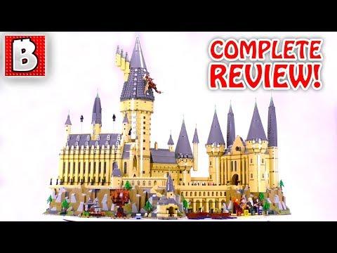 lego-hogwarts-castle-detailed-review!-|-harry-potter-set-71043