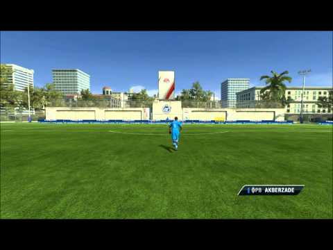 Tutorial (Обучение) финтам на клавиатуре FIFA 11