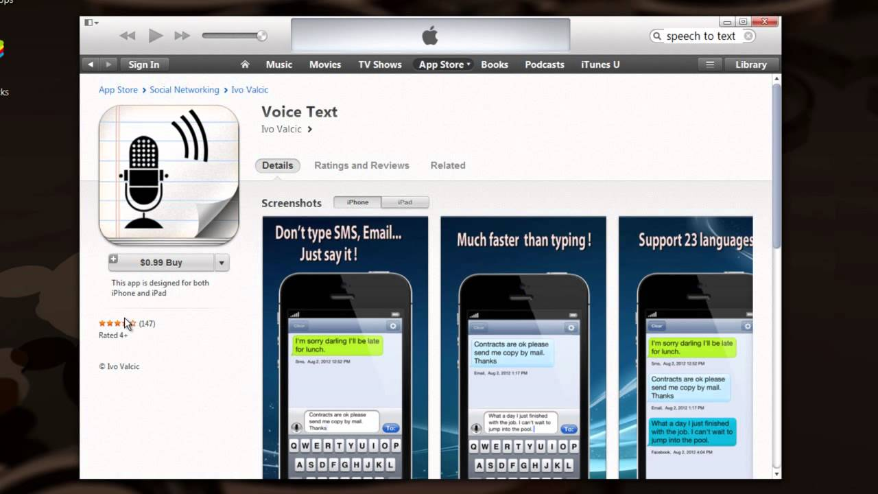 """6 Replies to """"5 Best Free Speech to Text Transcription Apps for iPhone"""""""